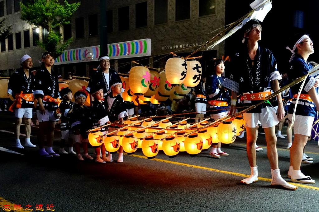 9竿燈祭大若小若入場.jpg