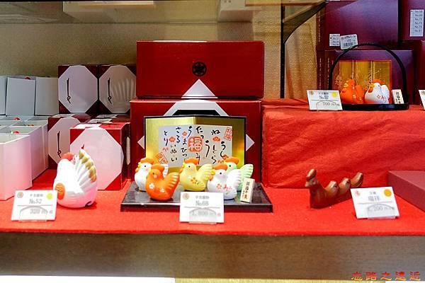 14京都鳩居堂十二生肖小物-雞.jpg