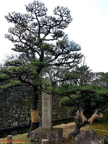 4和歌山城石碑.jpg