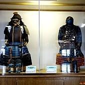 24和歌山城天守閣展品-盔甲.jpg