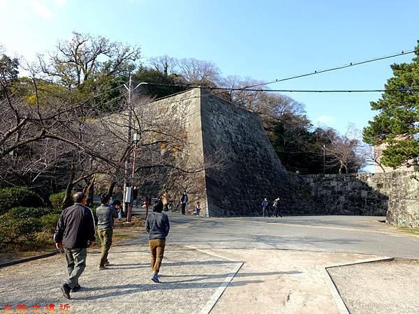 46和歌山城表坂前.jpg
