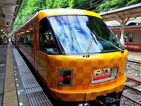 26高野號特急往大阪