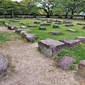 33岡山城天守閣基石遺跡
