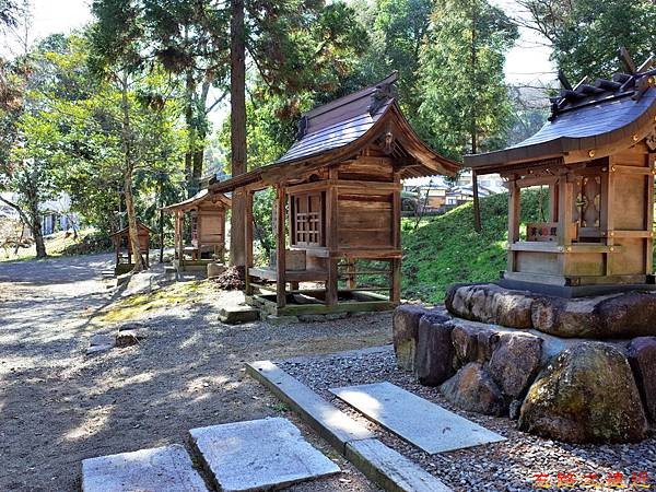 38吉備津彥神社溫羅神社與三末社.jpg