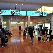 12羽田機場入境大廳往京急電車.jpg