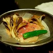 37石和溫泉甲子園晚餐前菜.jpg