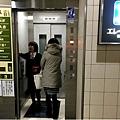 30札幌地鐵23號出口電梯
