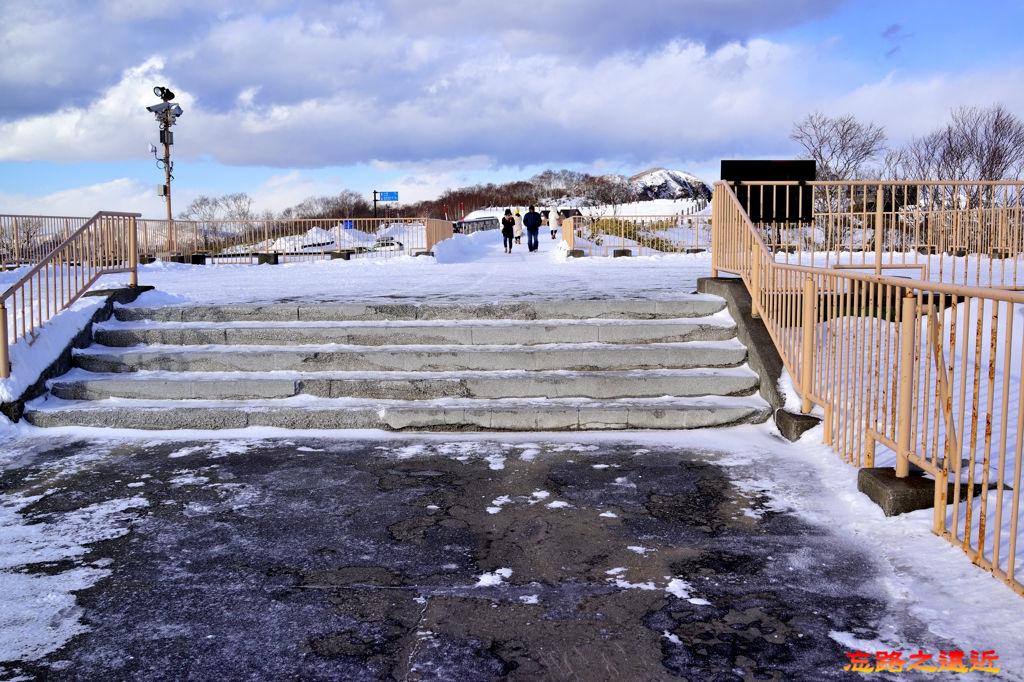 4摩周湖第三觀景台台階.jpg