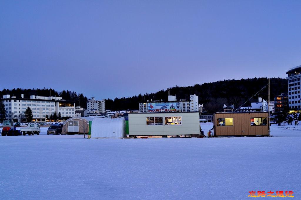 43阿寒湖Ice Land辦事處