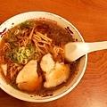 10釧路河村拉麵醬油拉麵