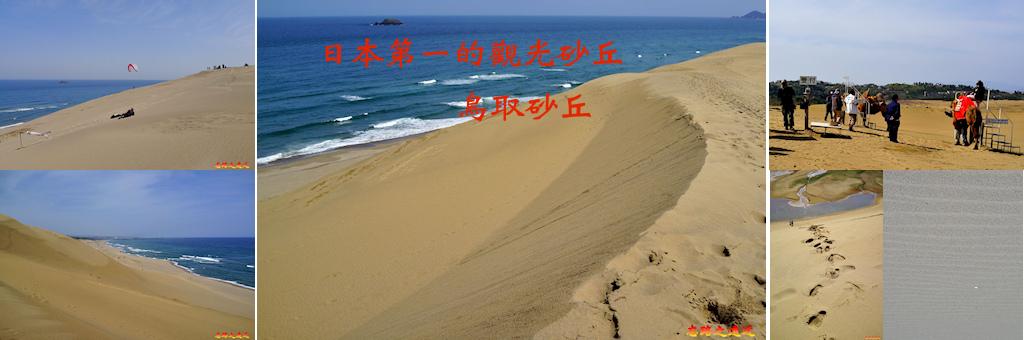鳥取砂丘Banner