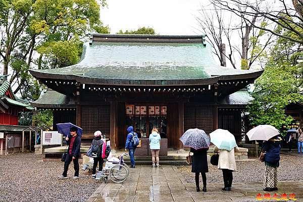 鷲 小山 神社