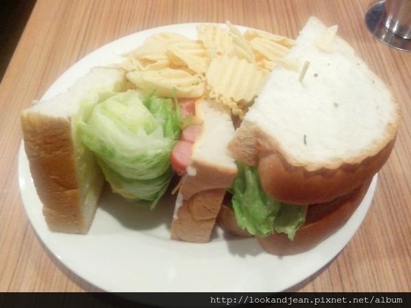 耳曼德腸厚片土司