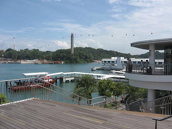 港灣站的view