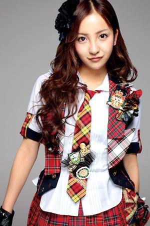 板野友美10