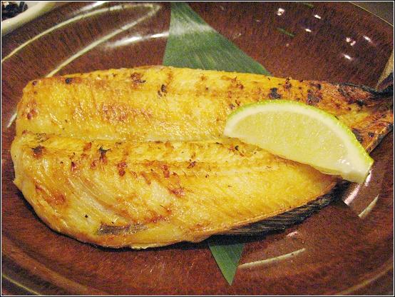 烤花魚.JPG