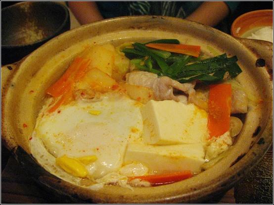 韓式豬肉泡菜鍋.JPG