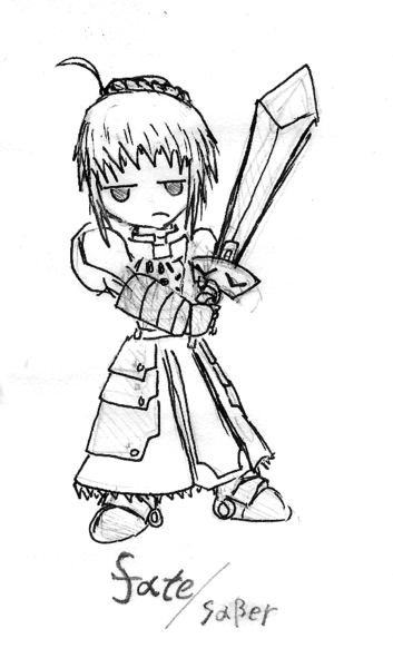 Fate/Saber