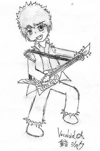 Vocaloid試作III2008/04/22