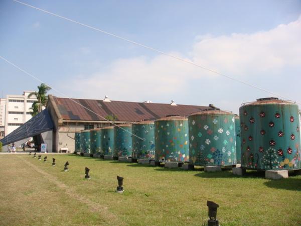 舊台中酒廠