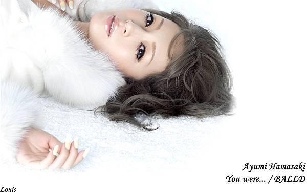 1440×900 You were... /BALLAD Ayumi 濱崎步