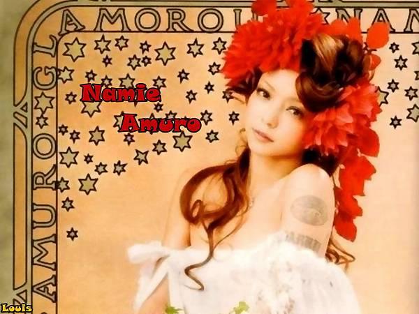 1024x768 Namie Amuro 2010.01 Glamorous