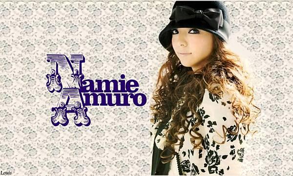 1280x768 Namie Amuro 2010.01 Scawaii