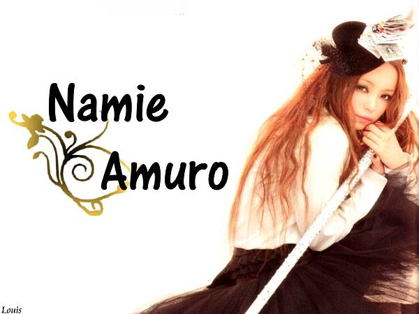 1024x768 Namie Amuro 2010.01 SWEET