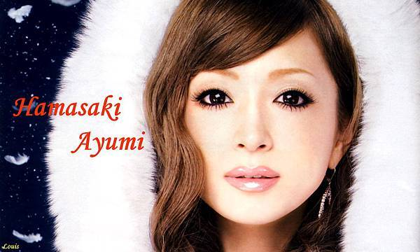 1280x768 2010 01 bea's up Ayumi 濱崎步
