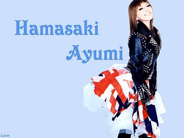1024x768 2010.02 SCawaii Ayumi 濱崎步
