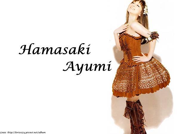 1024x768 2010.02 Sweet Ayumi 濱崎步
