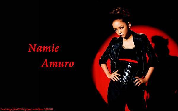 1440x900 Namie Amuro 2010.02 WOOFIN girl