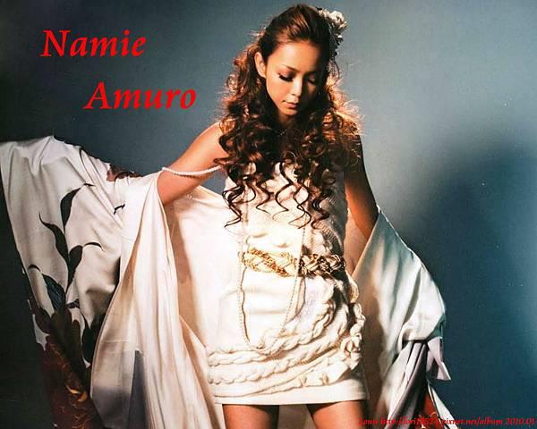 1280x1024 Namie Amuro 2010.02 WOOFIN girl