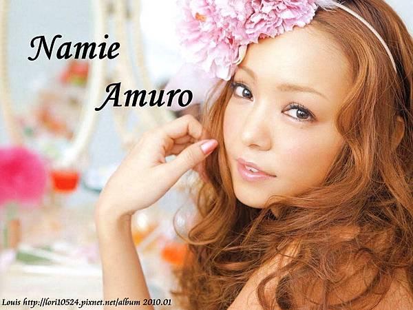 1024x768 Namie Amuro 2010.03 Ray