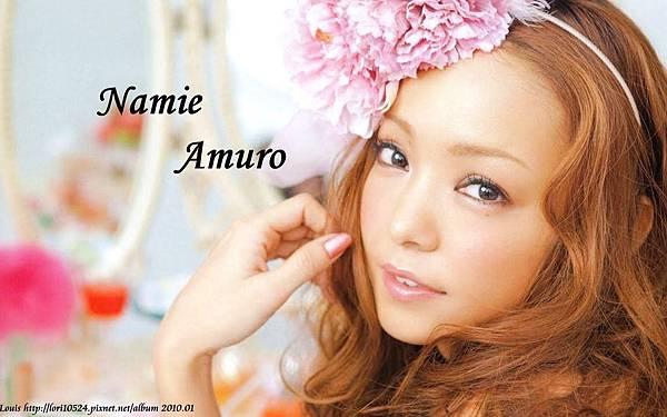 1440x900 Namie Amuro 2010.03 Ray