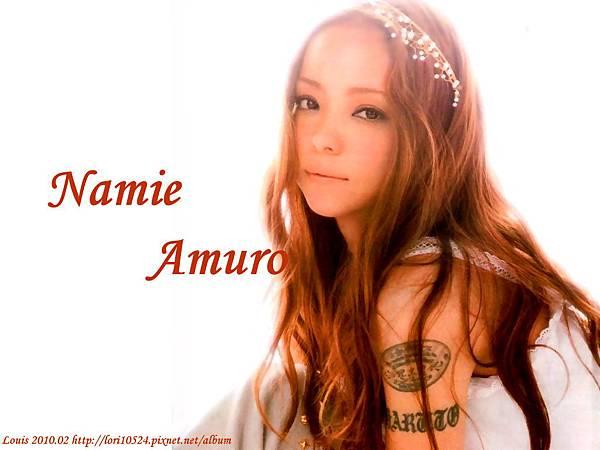 1024x768 Namie Amuro 2010.02 Ar
