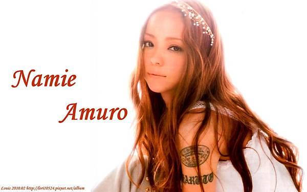 1440x900 Namie Amuro 2010.02 Ar