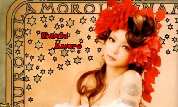 1280x768 Namie Amuro 2010.01 Glamorous