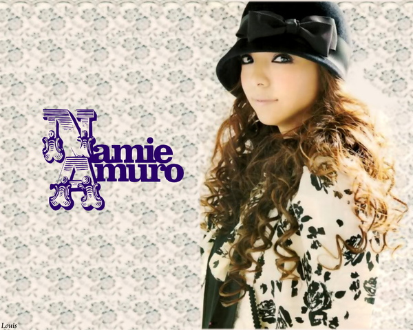 1280x1024 Namie Amuro 2010.01 Scawaii