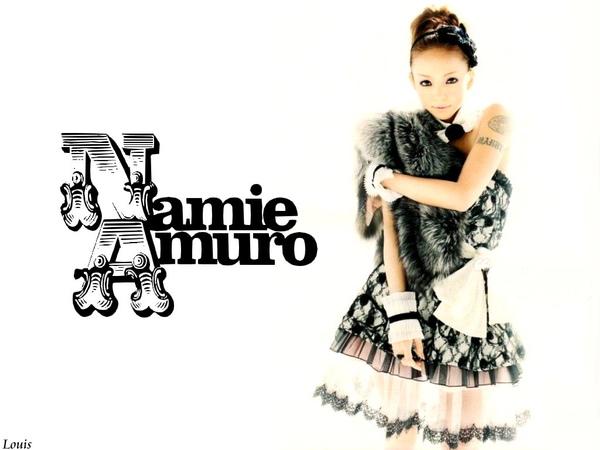 1024x768 Namie Amuro 2010.01 Scawaii