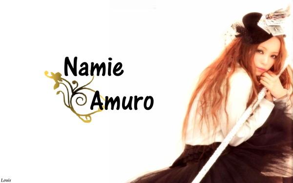 1440x900 Namie Amuro 2010.01 SWEET