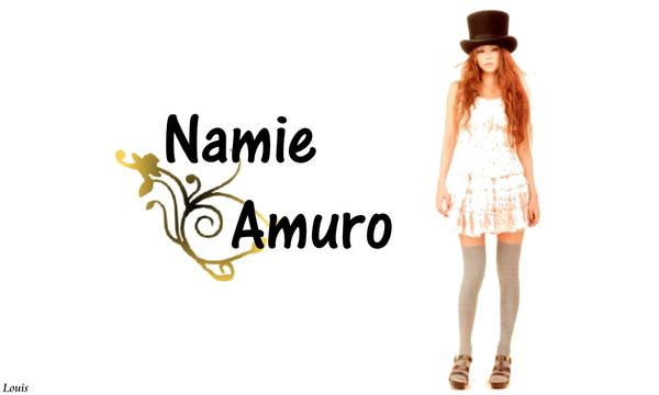 1280x768 Namie Amuro 2010.01 SWEET