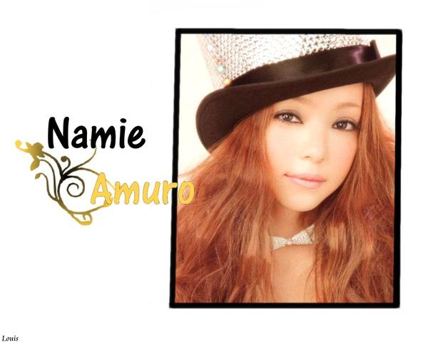 1280x1024 Namie Amuro 2010.01 SWEET