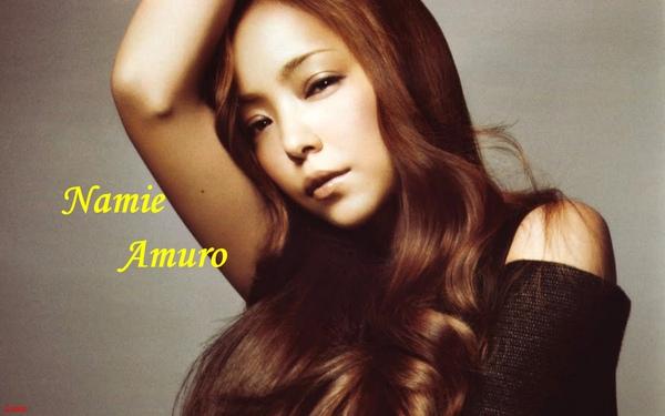 1440x900 Namie Amuro 2010.02 VoCE