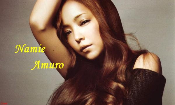 1280x768 Namie Amuro 2010.02 VoCE