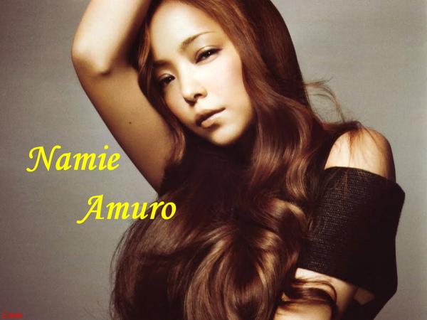 1024x768 Namie Amuro 2010.02 VoCE