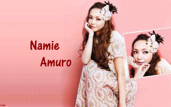 1440x900 Namie Amuro 2010.02 with
