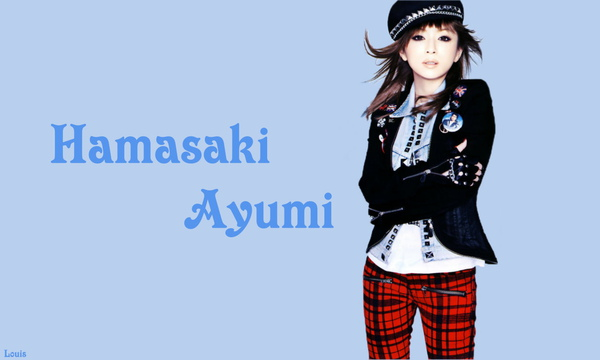 1280x768 2010.02 SCawaii Ayumi 濱崎步