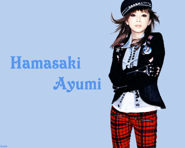 1280x1024 2010.02 SCawaii Ayumi 濱崎步