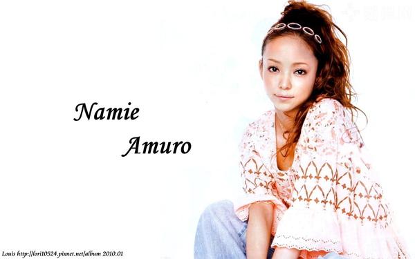1440x900 Namie Amuro 2010.03 mina